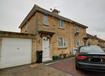Thumbnail 2 bed semi-detached house for sale in Glebe Road, Bath