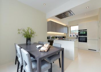 Thumbnail 4 bed terraced house for sale in Gibsons Place, Brentford