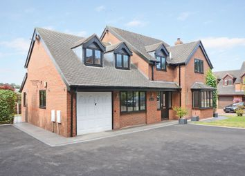 Thumbnail 4 bed detached house for sale in Hollinscroft Court, Tean