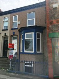 Thumbnail 4 bed terraced house for sale in Claughton Road, Birkenhead
