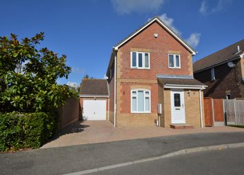 Thumbnail 3 bed detached house for sale in Friesian Way, Kennington, Ashford