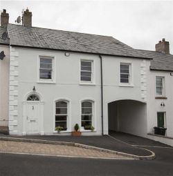Thumbnail 4 bed town house for sale in Wicket Lane, Saintfield, Down