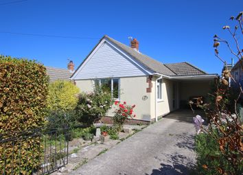 Thumbnail 2 bedroom bungalow for sale in Manwell Road, Swanage