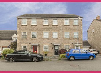 Thumbnail 4 bed terraced house for sale in Bronllys Grove, Coedkernew, Newport