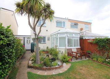 Thumbnail 3 bed semi-detached house for sale in Hemerdon Heights, Plympton, Plymouth