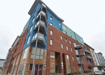 Thumbnail 2 bed flat to rent in Crown & Anchor House, Sweetman Place, Bristol