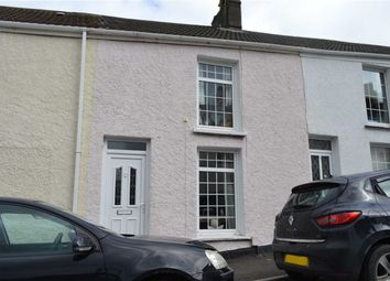 Thumbnail 2 bedroom terraced house for sale in Woodville Road, Swansea, Swansea