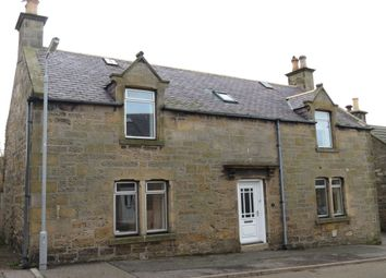 Thumbnail 4 bedroom detached house for sale in Gordon Street, Hopeman, Elgin