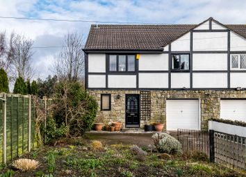 Thumbnail 4 bed semi-detached house for sale in North Road, Broadwell, Coleford