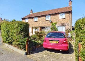 Thumbnail 2 bed semi-detached house for sale in Avard Crescent, Eastbourne