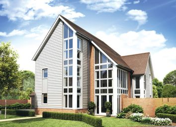 Thumbnail 4 bed detached house for sale in Juniper Way, Hawkinge, Folkestone