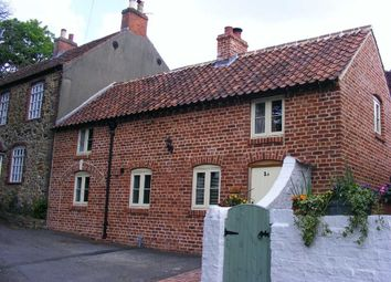 Thumbnail 2 bed property for sale in Church Lane, Tealby, Lincolnshire