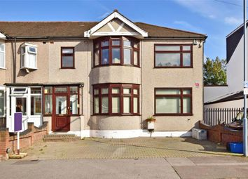 Thumbnail End terrace house for sale in Keswick Gardens, Ilford, Essex