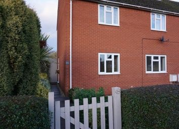 Thumbnail 3 bed property to rent in Horsebridge Avenue, Badsey, Evesham