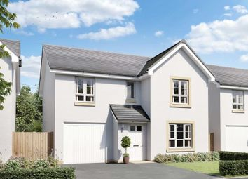 "4 bed detached house for sale in ""Dunbar"" at Limeylands Road, Ormiston, Tranent EH35"