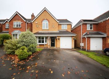 Thumbnail 4 bed detached house for sale in Pepperwood Drive, Wigan