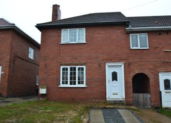 Thumbnail 3 bed end terrace house for sale in School Street, Upton, Pontefract