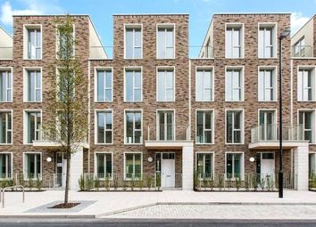 Thumbnail 3 bedroom property to rent in Starboard Way, Royal Wharf, London