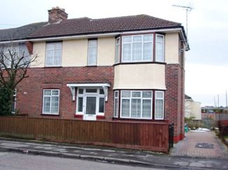 Thumbnail 3 bed semi-detached house to rent in Rossmore Road, Parkstone, Poole