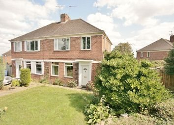 Thumbnail 3 bed semi-detached house for sale in Lime Avenue, Banbury
