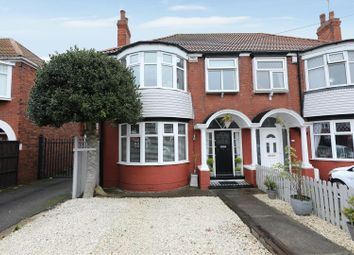 3 bed semi-detached house for sale in Burniston Road, Hull HU5