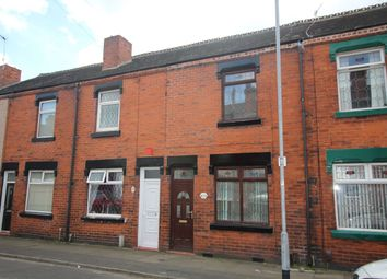 Thumbnail 2 bed terraced house for sale in Carron Street, Fenton, Stoke-On-Trent
