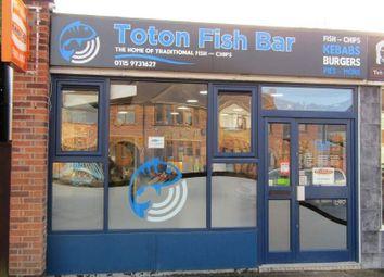 Thumbnail Restaurant/cafe for sale in 17 Woodstock Road, Nottingham