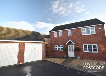 Thumbnail 3 bedroom detached house for sale in Jonah Drive, Tipton, Sandwell