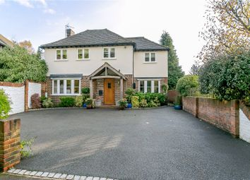 Thumbnail 4 bed detached house for sale in Ballsdown, Chiddingfold, Godalming, Surrey