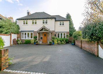 Thumbnail 4 bedroom detached house for sale in Ballsdown, Chiddingfold, Godalming, Surrey