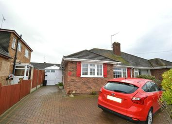 Thumbnail 2 bed semi-detached bungalow for sale in Brentwood Road, Holland-On-Sea, Clacton-On-Sea, Essex