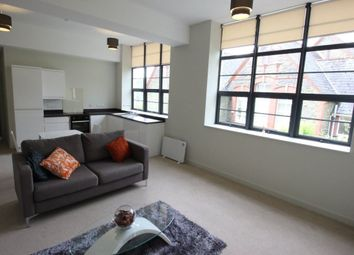 Thumbnail 1 bed flat to rent in Tyfica Road, Pontypridd