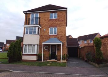 Thumbnail 5 bed detached house for sale in Stackyard Close, Thorpe Astley, Leicester, Leicestershire