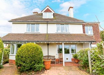 Thumbnail 5 bed detached house for sale in Southdown Avenue, Lewes