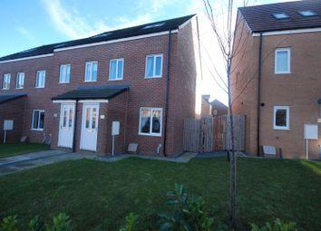3 bed end terrace house for sale in Harrington Way, Ashington NE63