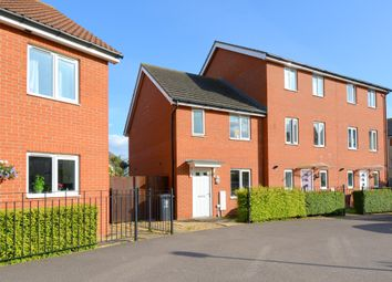 Thumbnail 2 bed end terrace house for sale in Blenheim Close, Upper Cambourne, Cambourne, Cambridge