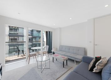 Thumbnail 1 bed flat to rent in Dance Square, City, London