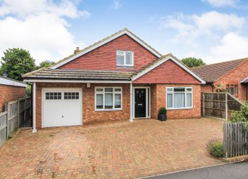 Thumbnail 4 bed detached bungalow for sale in Kingsdown Park, Tankerton, Whitstable