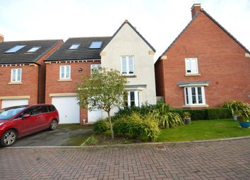 Thumbnail 5 bed detached house for sale in Cowick Court, Exeter, Devon