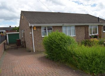 Thumbnail 2 bed semi-detached bungalow to rent in St Georges Court, Havercroft, Wakefield