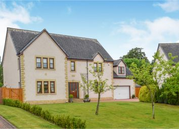 Thumbnail 5 bed detached house for sale in Golf Court, Lanark