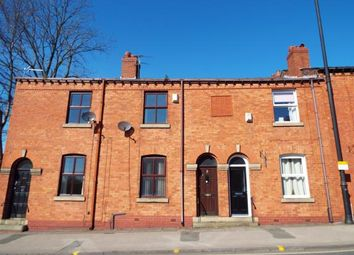 Thumbnail 2 bed terraced house for sale in Darlington Road East, Wigan, Greater Manchester