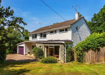 Thumbnail 4 bed detached house for sale in Woodhurst Lane, Oxted