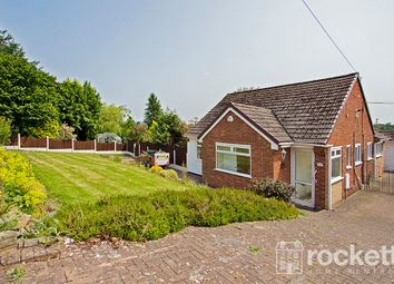 Thumbnail 3 bed detached bungalow to rent in Allerton Road, Trentham, Stoke-On-Trent
