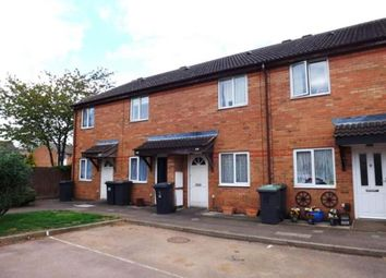 Thumbnail 2 bedroom terraced house for sale in Gladstone Close, Biggleswade, Bedfordshire