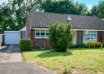 Thumbnail 2 bed semi-detached bungalow for sale in Maltward Avenue, Bury St. Edmunds