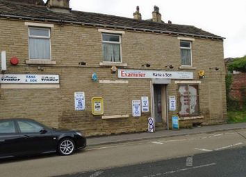 Thumbnail Retail premises for sale in 143 Bradford Road, Brighouse