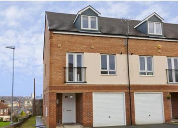 Thumbnail 3 bed end terrace house to rent in Jude Court, Bramley