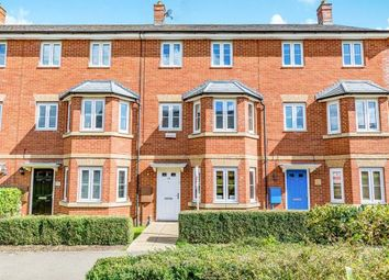 Thumbnail 4 bed terraced house for sale in Kent Walk, St. Crispins, Duston, Northampton