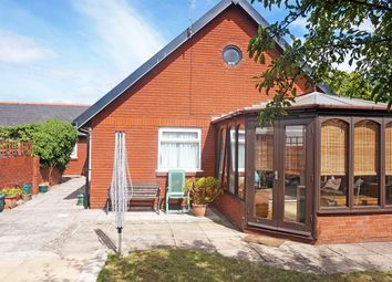 Thumbnail 3 bedroom detached bungalow for sale in Station Road West, Wenvoe